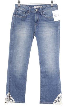 Mavi Jeans Co. Jeansy 7/8 niebieski W stylu casual