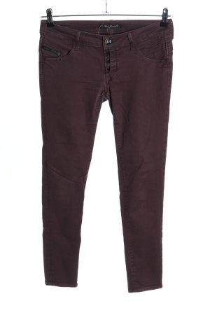 Mavi Jeans Co. 7/8 Jeans braunviolett Casual-Look
