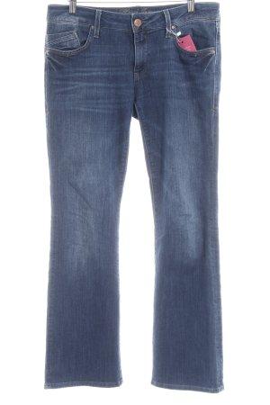 Mavi Jeans Co. Boot Cut Jeans dunkelblau Casual-Look