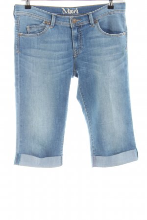 Mavi Jeans Co. Caprihose blau Casual-Look