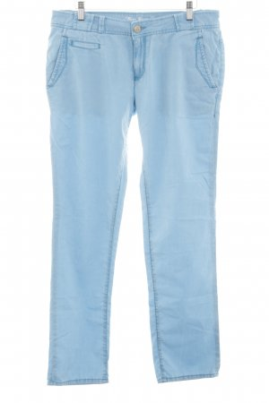 Mavi Jeans Co. Chinohose blau Casual-Look
