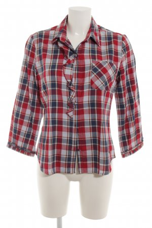 Mavi Jeans Co. Flannel Shirt check pattern casual look