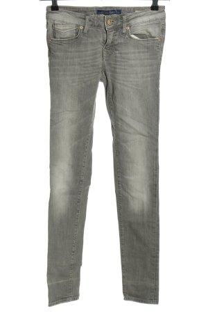 Mavi Jeans Co. Jeansy biodrówki jasnoszary W stylu casual