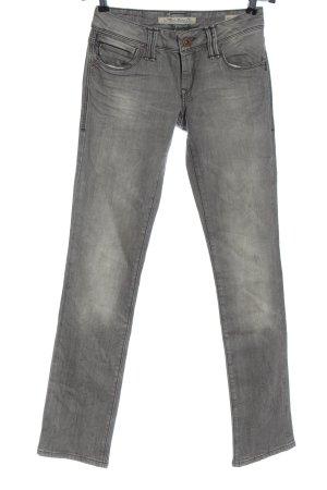 Mavi Jeans Co. Jeans vita bassa grigio chiaro stile casual