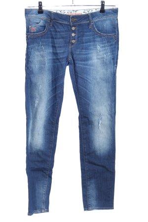 Mavi Jeans Co. Vaquero hipster azul look casual