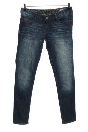 Mavi Jeans Co. Jeans vita bassa blu