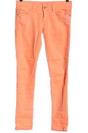 Mavi Jeans Co. Jeans vita bassa arancione chiaro stile casual