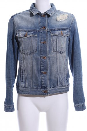 Mavi Jeans Co. Jeansjacke blau Casual-Look