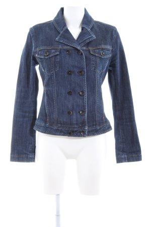 Mavi Jeans Co. Jeansjacke blau Casual-Look