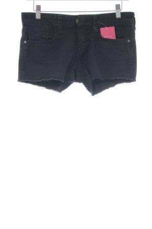 Mavi Jeans Co. Pantaloncino di jeans nero stile casual