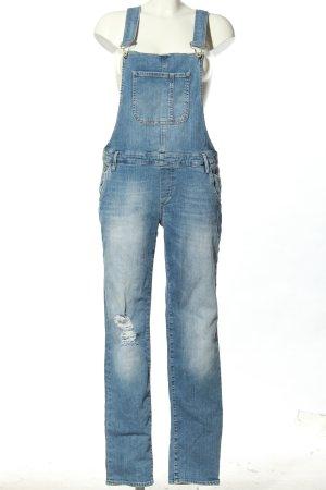 """Mavi Jeans Co. Salopette """"W-tpfztr"""" bleu"""