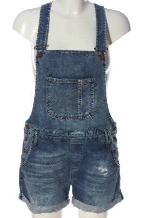 Mavi Jeans Co. Short met bovenstuk blauw casual uitstraling