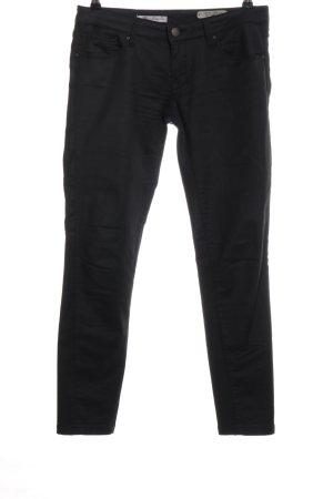 Mavi Jeans Co. Röhrenhose schwarz Casual-Look