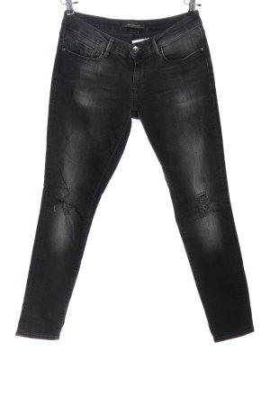 Mavi Jeans Co. Tube jeans zwart casual uitstraling
