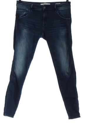 Mavi Jeans Co. Röhrenjeans blau Casual-Look