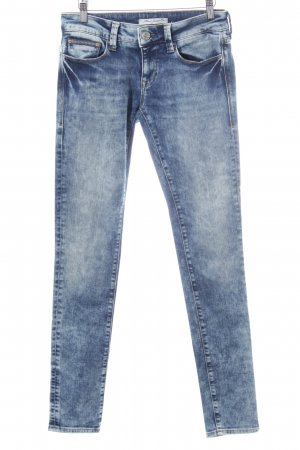 Mavi Jeans Co. Skinny Jeans blau Jeans-Optik