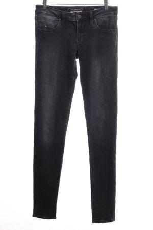 Mavi Jeans Co. Skinny Jeans schwarz Casual-Look
