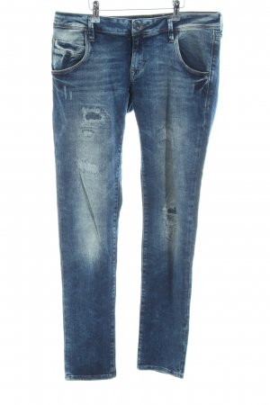 Mavi Jeans Co. Skinny jeans blauw casual uitstraling
