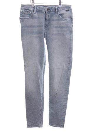 Mavi Jeans Co. Skinny Jeans hellgrau Casual-Look