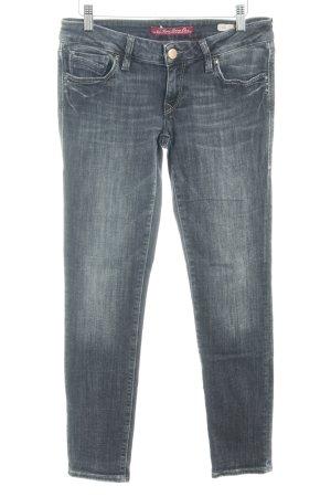 Mavi Jeans Co. Skinny Jeans dunkelgrau Casual-Look