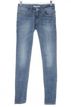 Mavi Jeans Co. Skinny Jeans graublau Jeans-Optik