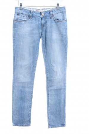 Mavi Jeans Co. Skinny Jeans himmelblau Casual-Look