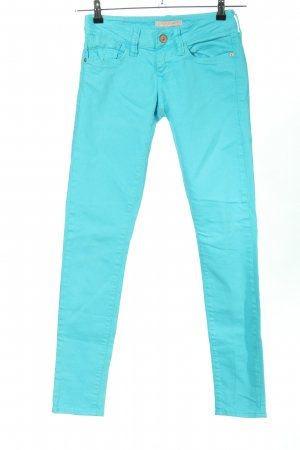 Mavi Jeans Co. Skinny Jeans türkis Casual-Look