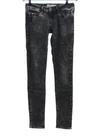 Mavi Jeans Co. Slim Jeans hellgrau Casual-Look