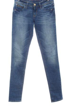 Mavi Jeans Co. Slim Jeans graublau Jeans-Optik