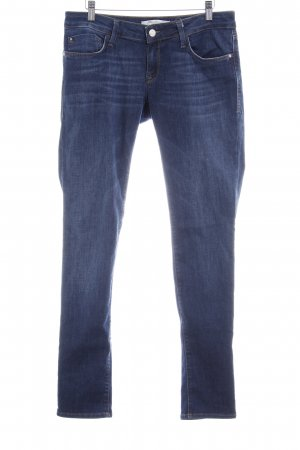 Mavi Jeans Co. Slim Jeans stahlblau Casual-Look