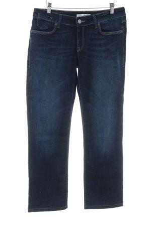 Mavi Jeans Co. Jeansy z prostymi nogawkami ciemnoniebieski-szary niebieski