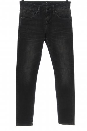 Mavi Jeans Co. Jeansy z prostymi nogawkami czarny W stylu casual