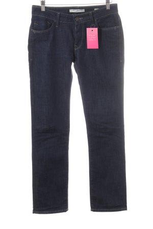 "Mavi Jeans Co. Straight-Leg Jeans ""Olivia"" dunkelblau"
