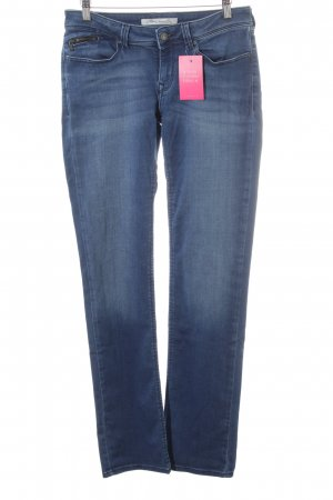 Mavi Jeans Co. Jeansy z prostymi nogawkami stalowy niebieski W stylu casual