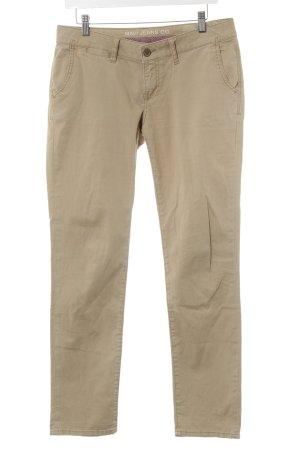 Mavi Jeans Co. Stretchhose beige Casual-Look
