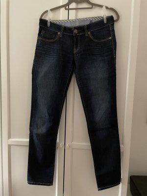 Mavi Jeans skinny blu scuro-blu