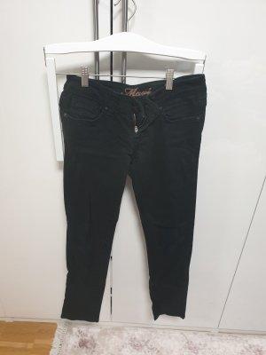 Mavi Pantalone a vita bassa nero