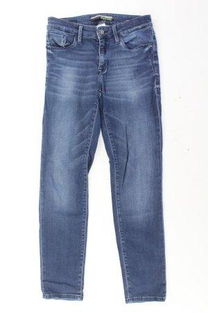 Mavi Jeans skinny bleu-bleu fluo-bleu foncé-bleu azur coton