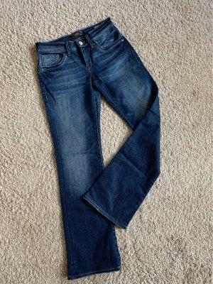 Mavi Jeans Co. Jeansy z prostymi nogawkami Wielokolorowy