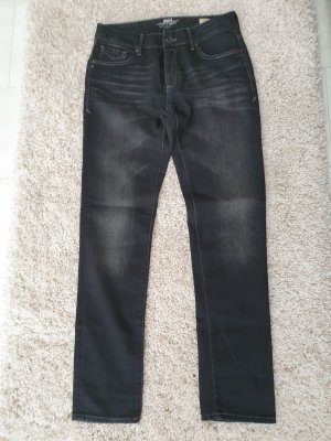 Mavi Jeans Co. Jeansy z prostymi nogawkami czarny