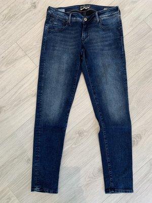 Mavi Jeans elasticizzati blu acciaio-azzurro