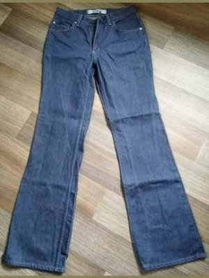 Mavi Denim Flares dark blue