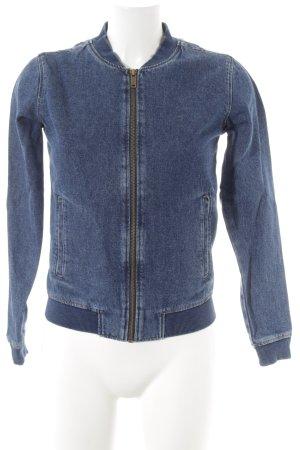 Mavi Jeansjacke blau Street-Fashion-Look