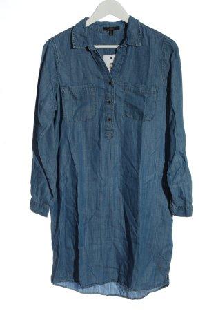 Mavi Robe en jean bleu style décontracté
