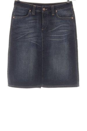 Mavi Jeansrock schwarz Casual-Look