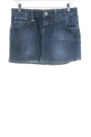 Mavi Jeansrock dunkelblau Casual-Look