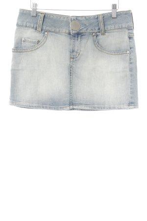 Mavi Jeansrock himmelblau Casual-Look
