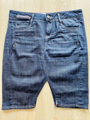 Mavi Gonna di jeans blu scuro