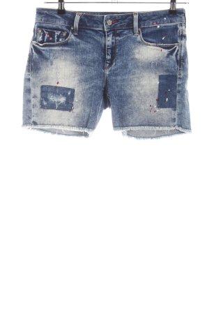 Mavi Jeansshorts blau Casual-Look
