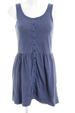 Mavi Jerseykleid stahlblau schlichter Stil